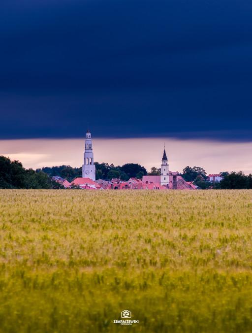 Gryfów Śląski dwie wieże