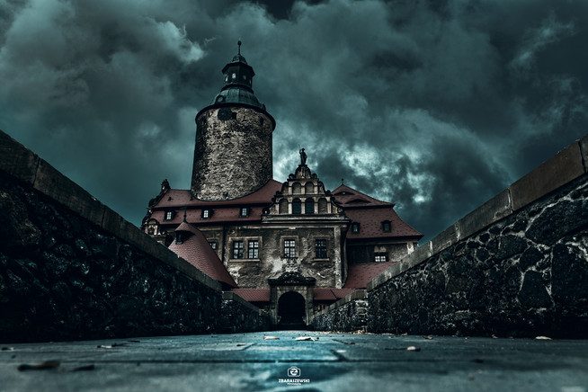 Zamek Czocha - Harry Potter