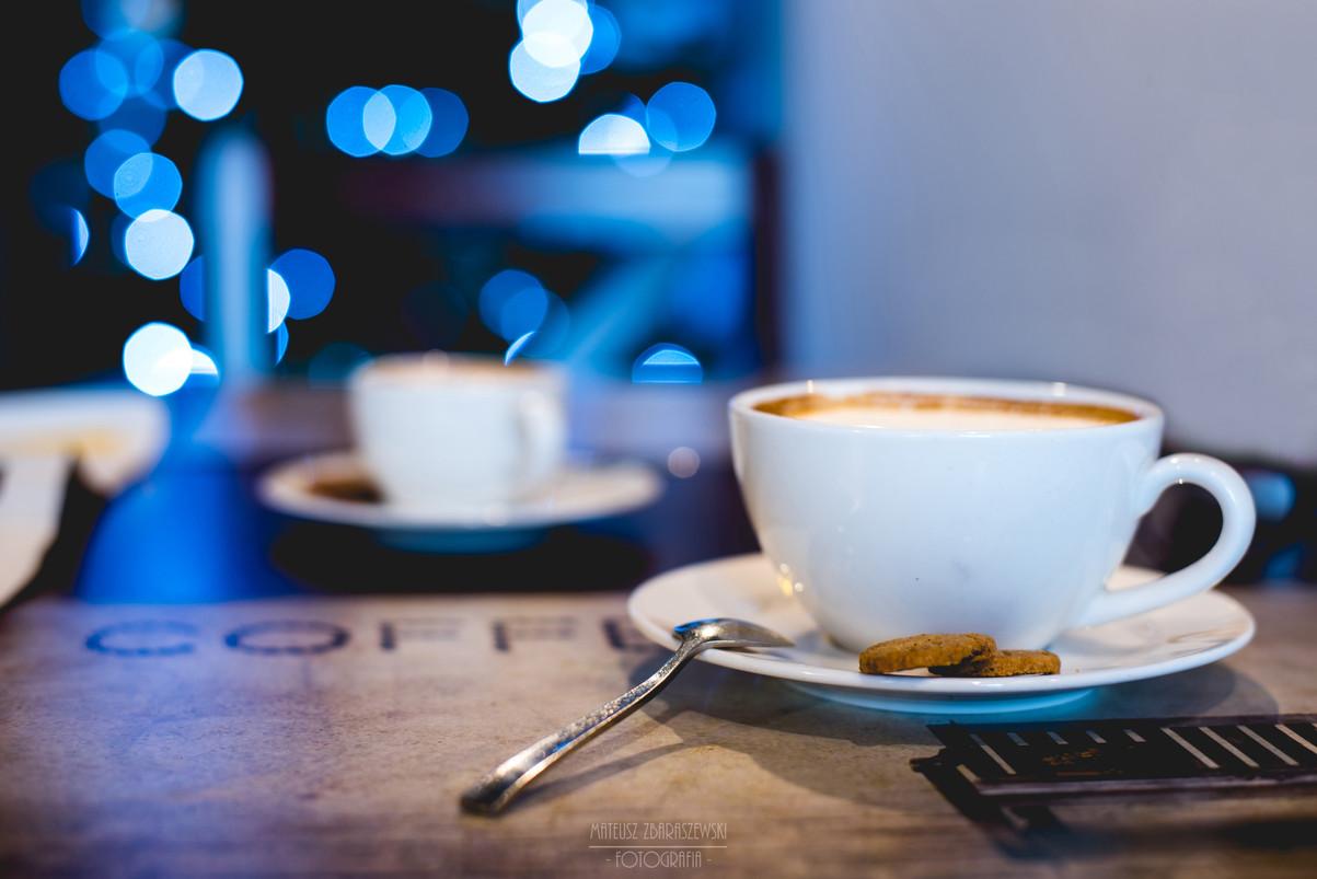 Restauracja Coffee Street w Gryfowie Śląskim. © Mateusz Zbaraszewski