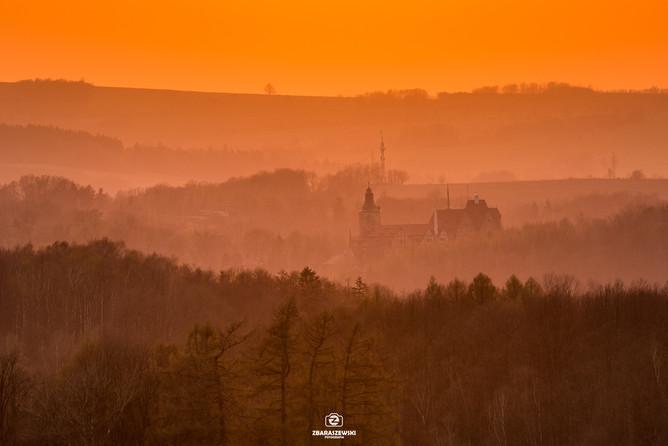 Zamek Czocha - Złota Godzina