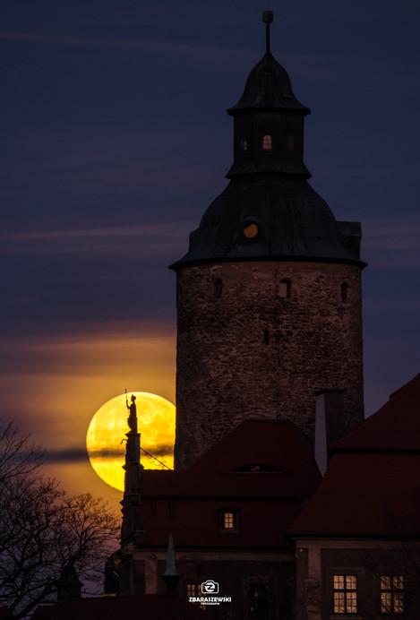 Zamek Czocha - Pełnia Księżyca.jpg