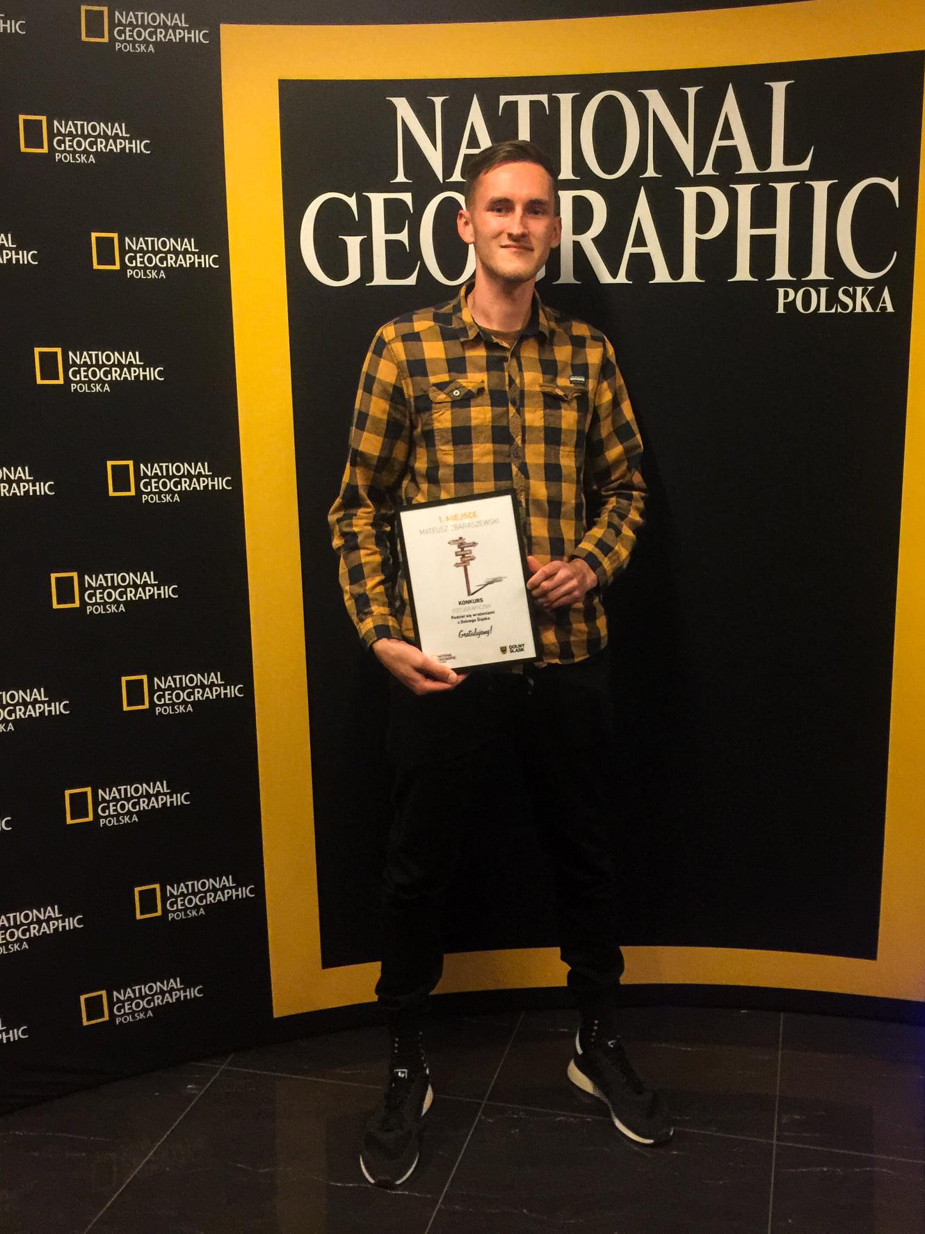 Nagroda National Geographic