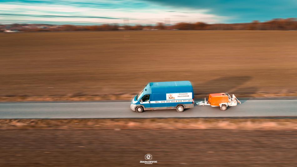 Fotografia motoryzacyjna reklamowa