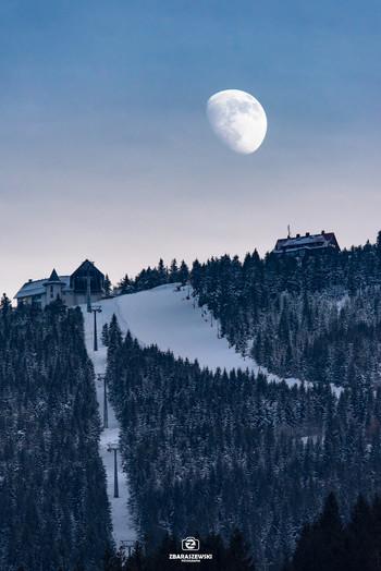 Widok na Ski&Sun Świeradów Zdrój