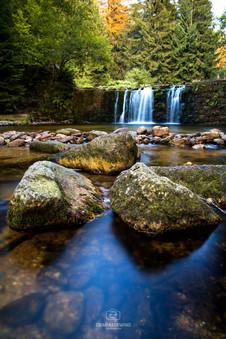 Wodospad Kwisa - Świeradów Zdrój
