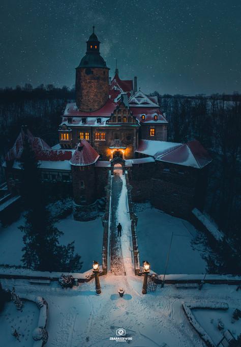 Zamek Czocha nocne zwiedzanie