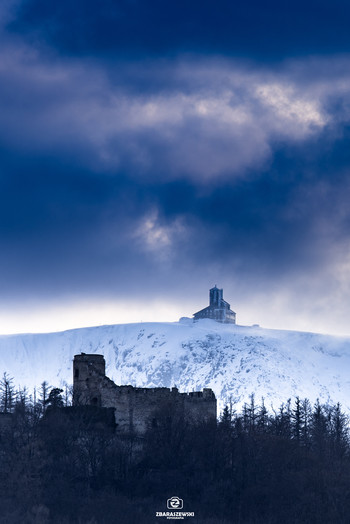 Zamek Chojnik i Śnieżne Kotły