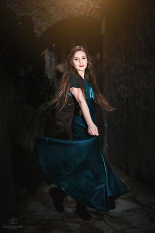 Sesja fotogrraficzna Zamek Czocha 2018 © Mateusz Zbaraszewski