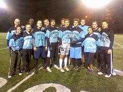 2008 Flag Football Runnerup
