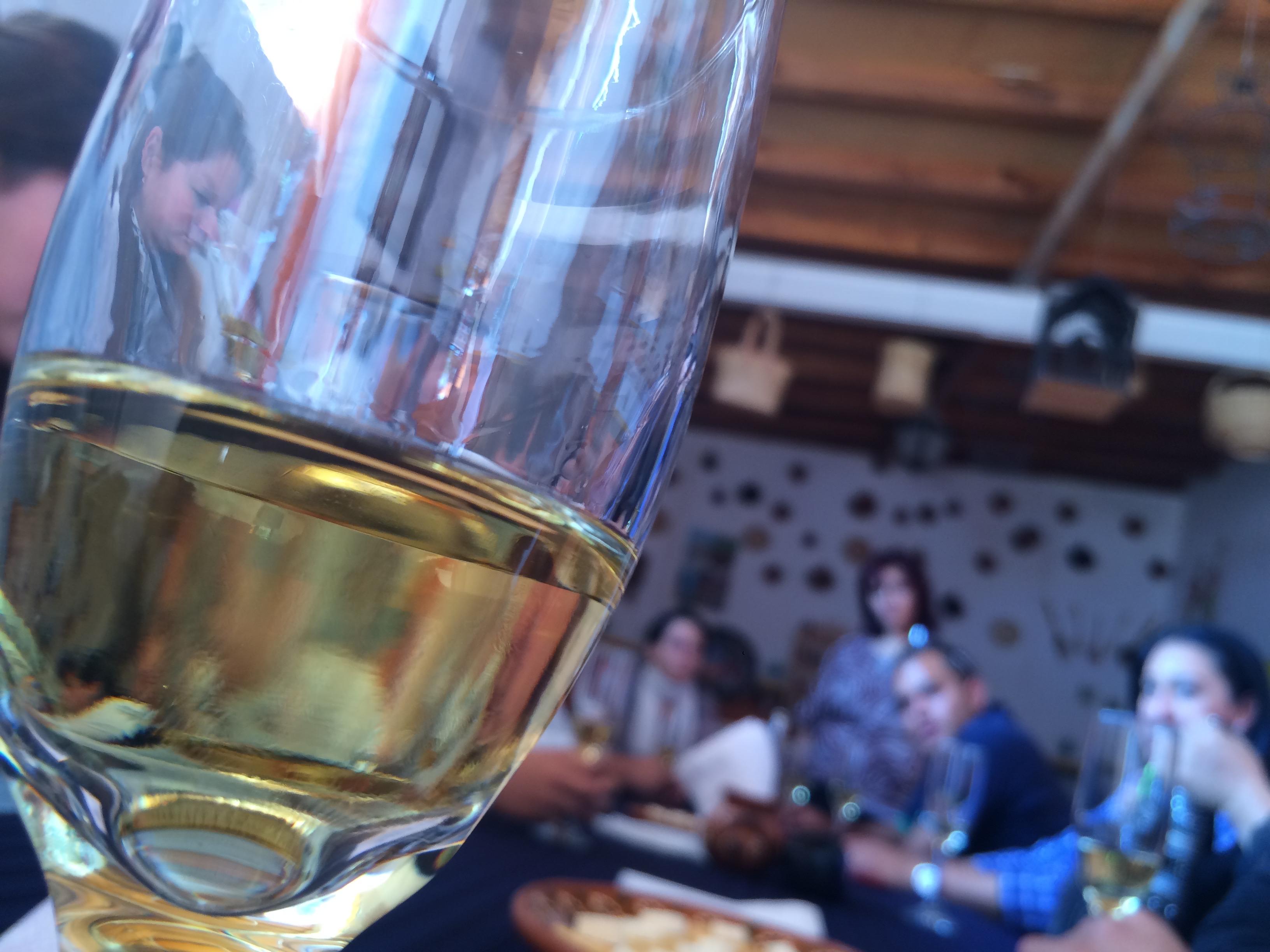 Agave distillates tasting
