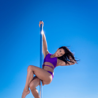 Poledancefotografie, Pole-Shooting, Polecamp