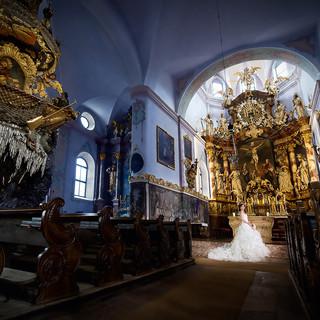 Hochzeitsfoto, Hochzeitsfotografie, Kirche