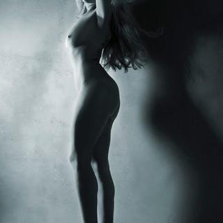 Frau, Aktfoto