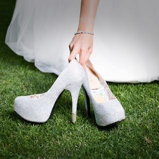 Hochzeitsfoto, Hochzeitsfotografie, Schuhe