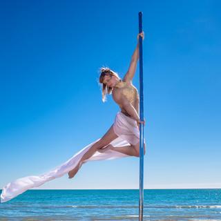 Poledancefotografie, Pole-Shooting, Polecamp, Julia Pengler