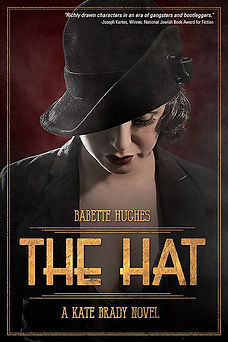 Image of The Hat book cover, by Babete Hughes