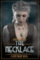 Image of The Necklace book cover, by Babete Hughes