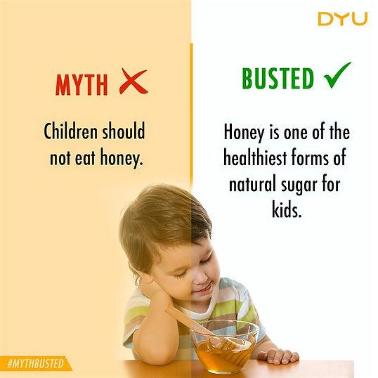 Can kids have Honey?, Natural Honey, Pure Honey, DYU Pure Artisanal honey, DYU Pure Raw honey, Western ghats honey, Apis Cerana Honey, Indian Native Honey bee honey