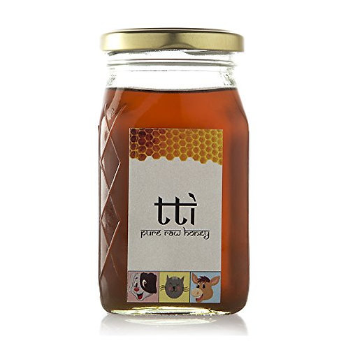 TTI Pure Raw Honey for Dogs - 450g - Main product image