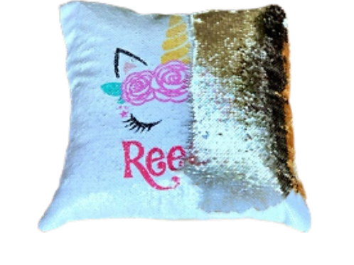 Sequin Flip Pillow