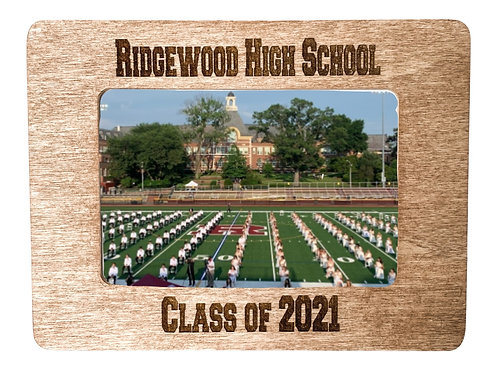 Ridgewood High School Class of 2021 Landscape Frame