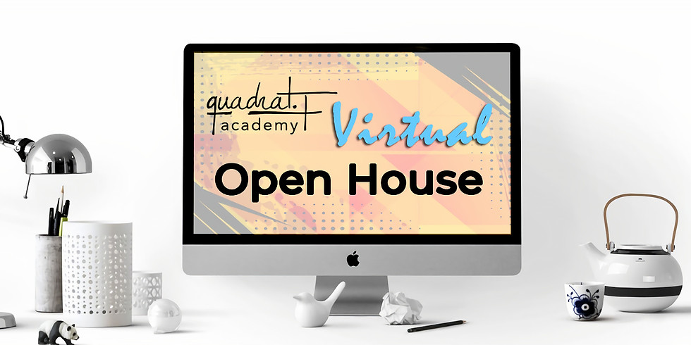 Quadrat Academy Virtual Open House