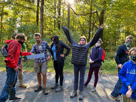 Experiential, outdoor learning!