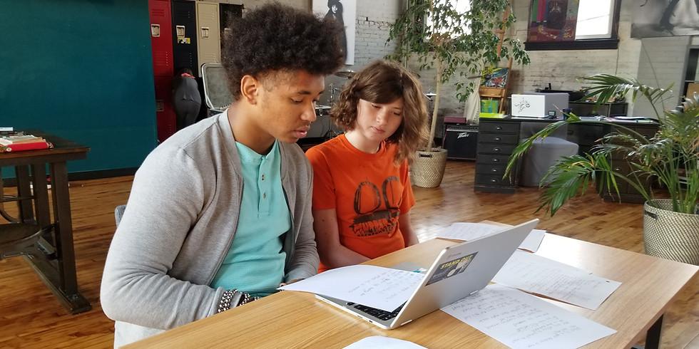 Quadrat Academy · July Virtual Open House