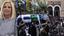 Πανελλήνια συγκίνηση για την Φώφη Γεννηματά - Συγκλόνισαν οι επικήδειοι των παιδιών της