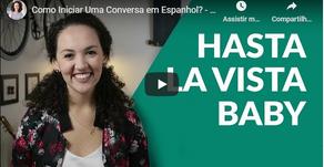 Crie suas Primeiras Frases em Espanhol