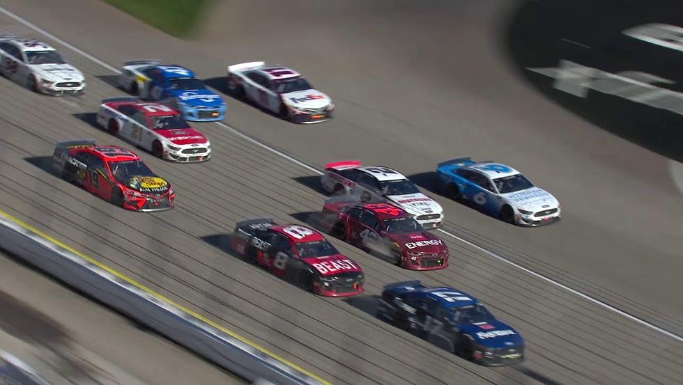 Coca-Cola - 2020 NASCAR Sizzle