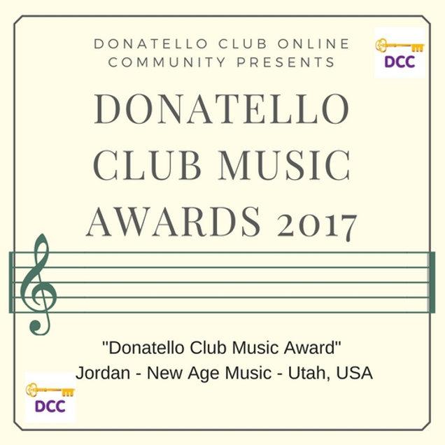 Jordan Donatello Club Music Awards 2017.