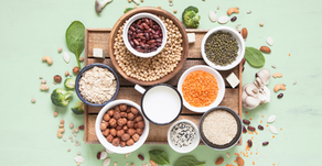 PCOS - FERTILITY AND DIET PART 2:  PROTEINS