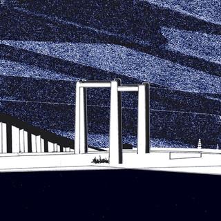 Blue Town (Bridge), 2020