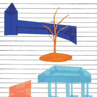 Blue Town (Retail), 2020