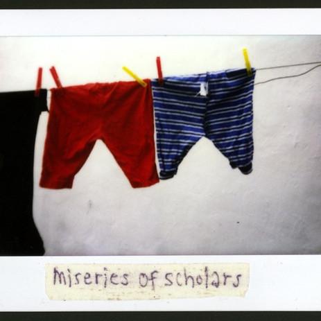 miseries of scholars