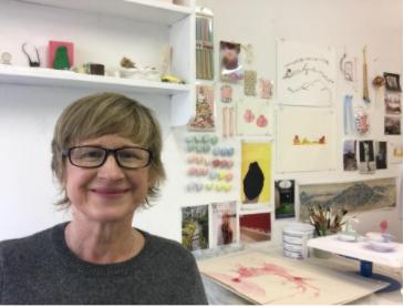 Artist Q&A with Anne Gibbs