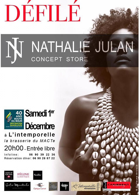 NATHALIE JULAN CONCEPT STORE FASHION SHO
