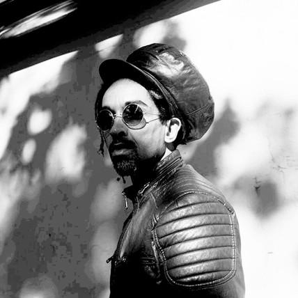 DJ Stan-ley / Phography by Alan Kilbane.