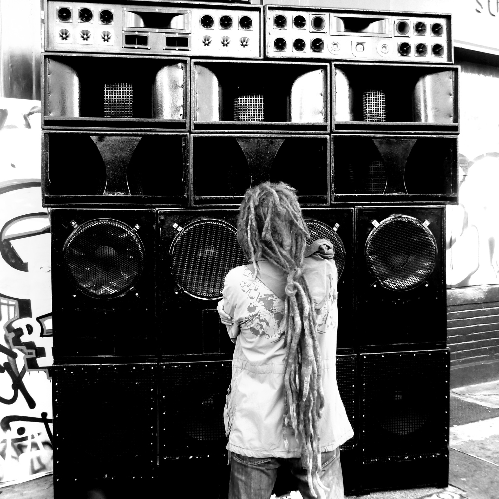 Wall Of Sound _ Notting Hill, London .jp