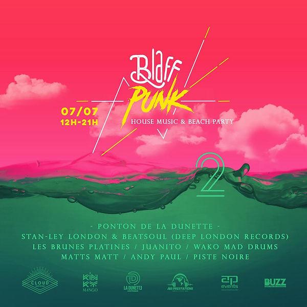 Blaff Punk #2 _ DJ Stan-ley & DJ BeatSou
