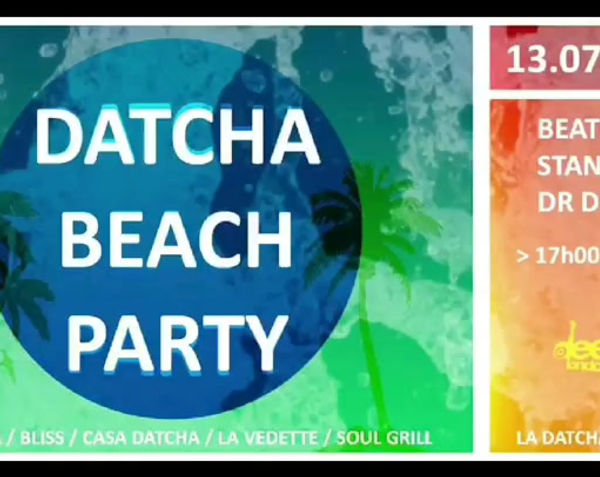 Datcha Beach Party