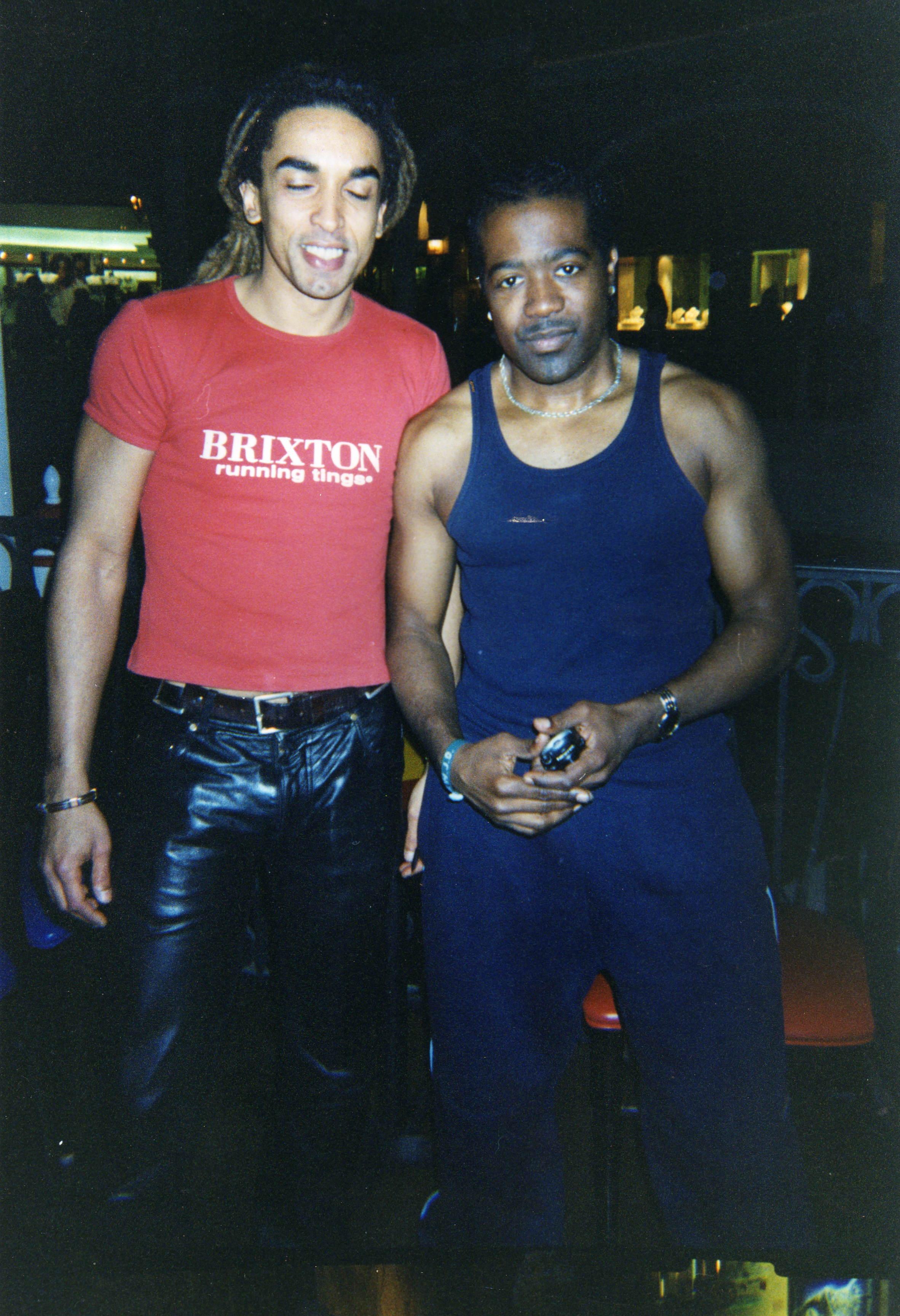 DJ Stan-ley & DJ Pierre / Las Vegas