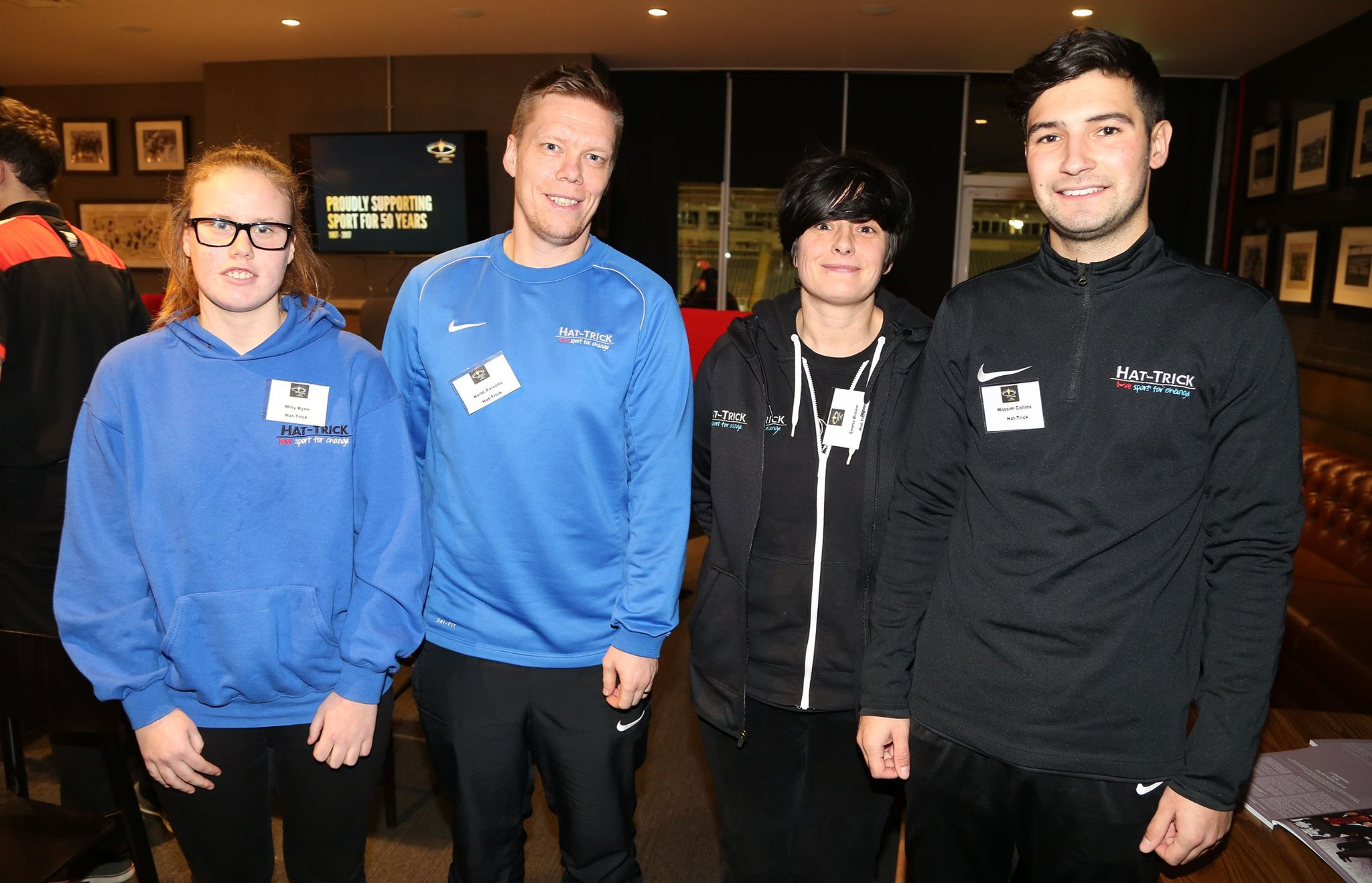 Sport Newcastle 50th Appeal - 07