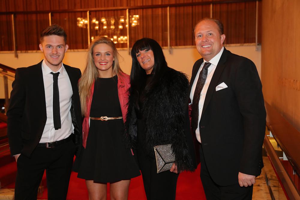 Sport Newcastle Gala Dinner 2015/03