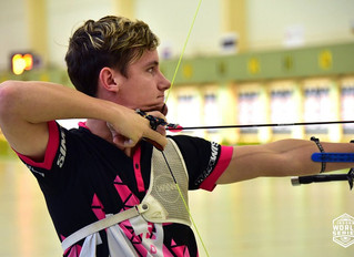 Alex helps G.B. archers qualify for Tokyo