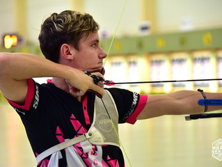 Alex helps G.B. archers qualify for Tokyo