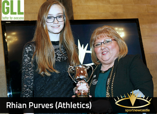 Rhian Purves - 2017 Rising Star