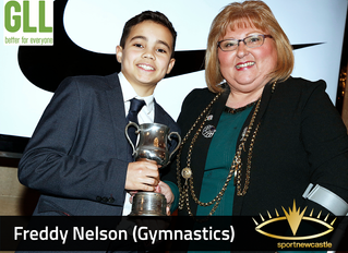 Freddy Nelson - 2017 Rising Star