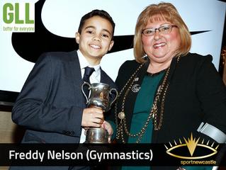 Freddy Nelson - 2017 Rising Star